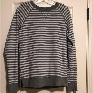 Lululemon reversible long sleeve pullover